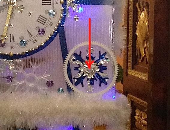 Новогодние Волошебные Часы