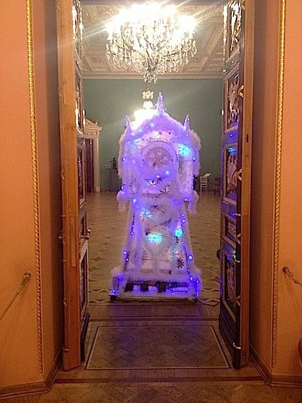 Новогодние Волошебные Часы (Фото 10)