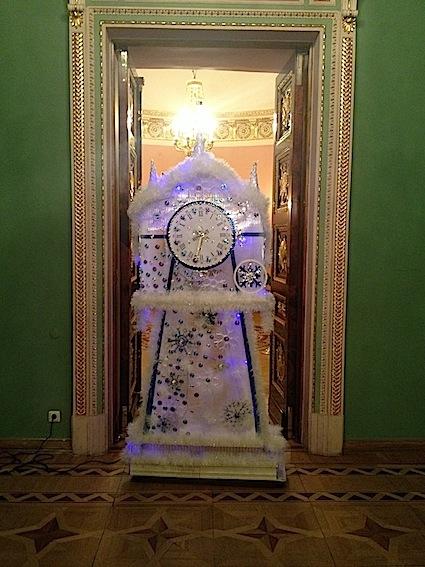 Новогодние Волошебные Часы (Фото 8)