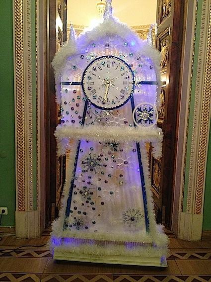 Новогодние Волошебные Часы (Фото 9)