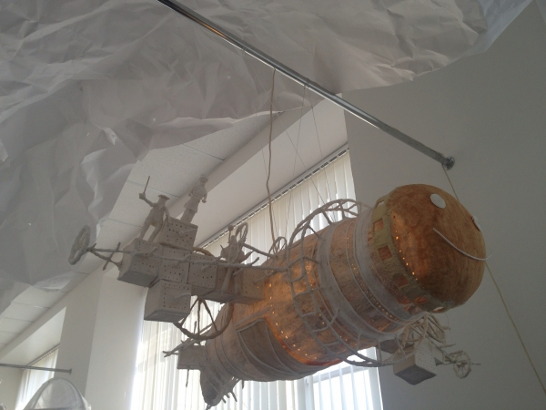 Выставка в СПБ Планетарии (Фото 3)