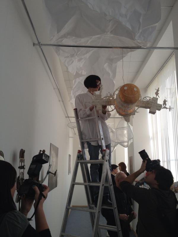 Выставка в СПБ Планетарии