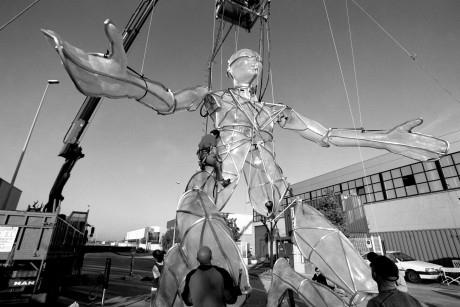 """О гигантских куклах ,пользе несостоявшихся проектов ,или """"здесь вам не там!"""" (Фото 4)"""