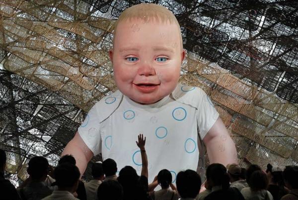 """О гигантских куклах ,пользе несостоявшихся проектов ,или """"здесь вам не там!"""" (Фото 10)"""