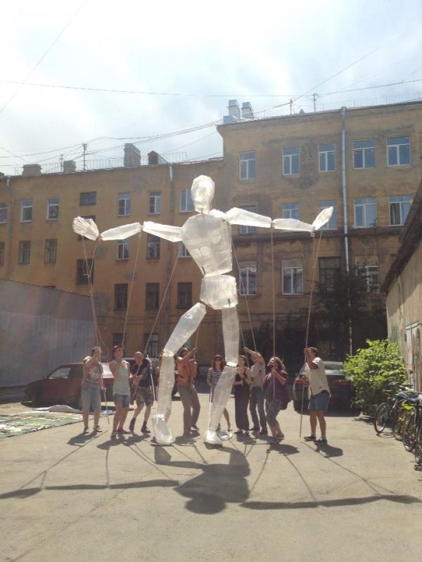 """О гигантских куклах ,пользе несостоявшихся проектов ,или """"здесь вам не там!"""" (Фото 17)"""