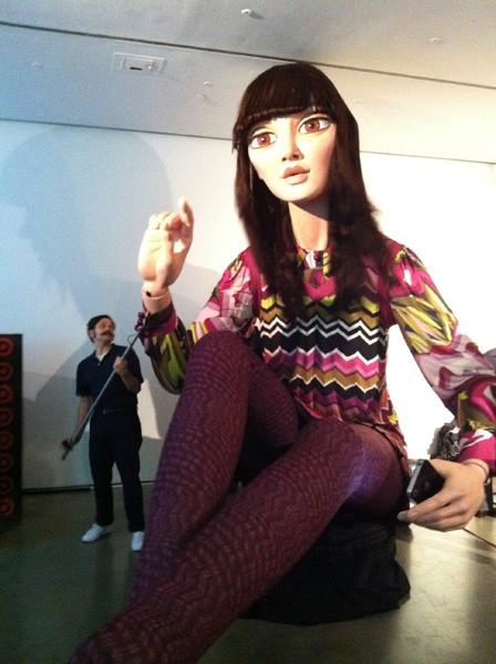 """О гигантских куклах ,пользе несостоявшихся проектов ,или """"здесь вам не там!"""" (Фото 8)"""