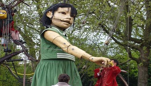 """О гигантских куклах ,пользе несостоявшихся проектов ,или """"здесь вам не там!"""" (Фото 6)"""