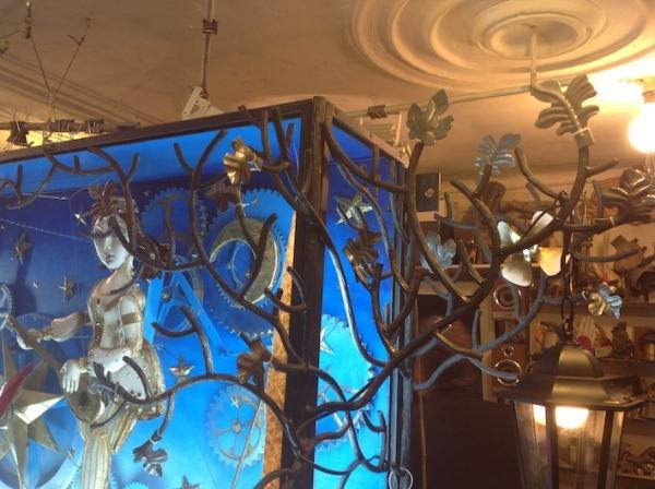 """""""Восток- Запад"""" витрина галереи,Баку. (Фото 5)"""