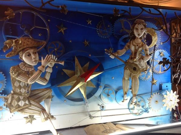 """""""Восток- Запад"""" витрина галереи,Баку. (Фото 2)"""