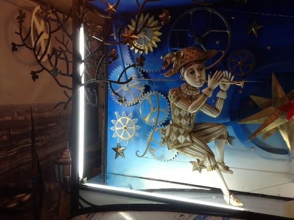 """""""Восток- Запад"""" витрина галереи,Баку. (Фото 11)"""