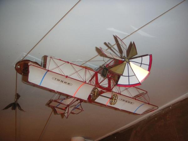 Дирижабли и Воздушные шары....... (история одного стимпанк проекта) (Фото 20)