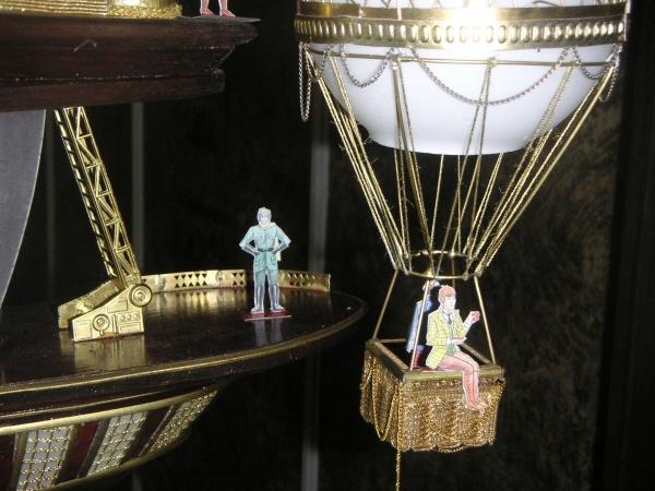 Дирижабли и Воздушные шары....... (история одного стимпанк проекта) (Фото 17)
