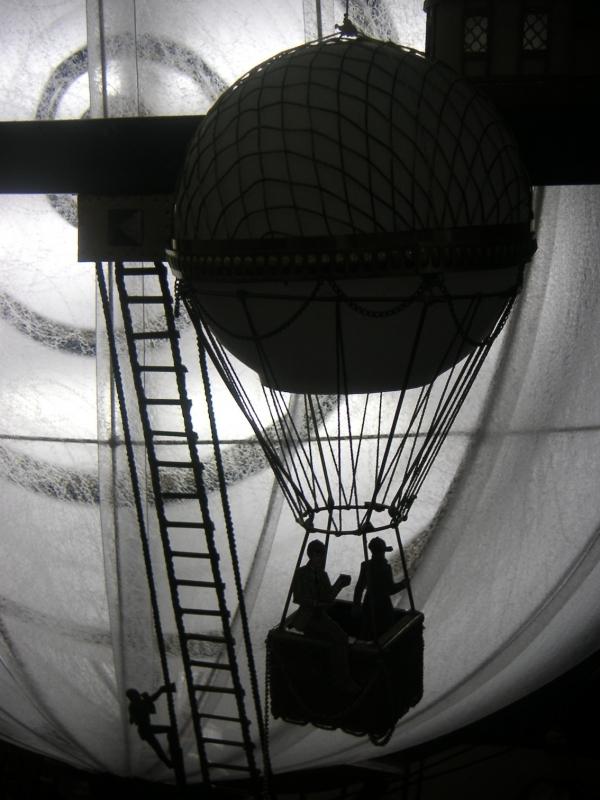 Дирижабли и Воздушные шары....... (история одного стимпанк проекта) (Фото 18)