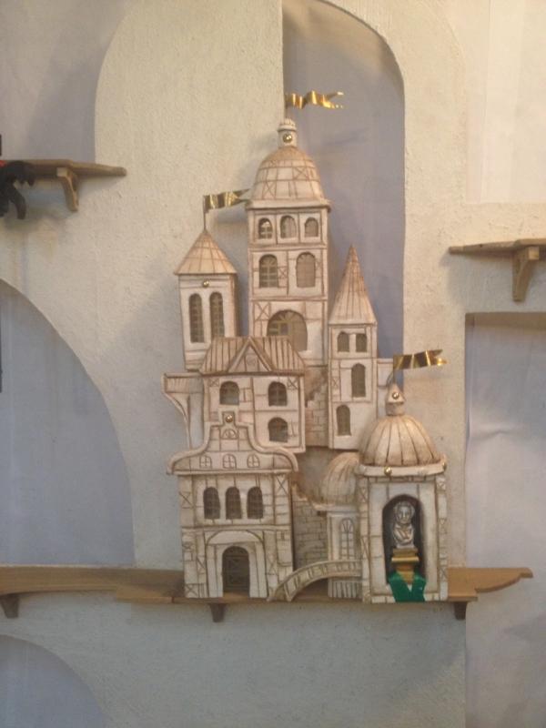 КТК (кировский театр кукол) оформление фойе1 (Фото 2)