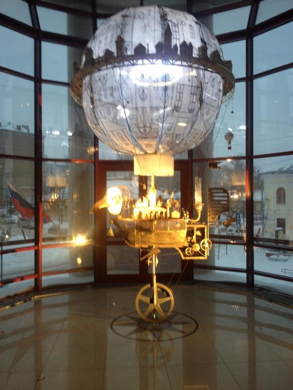 КТК (кировский театр кукол) оформление фойе1 (Фото 9)