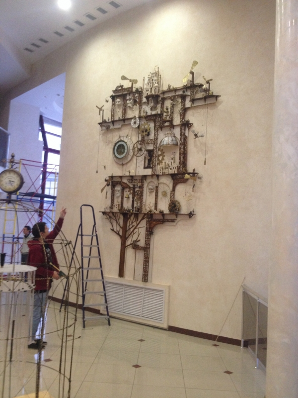 КТК (кировский театр кукол) оформление фойе1 (Фото 7)