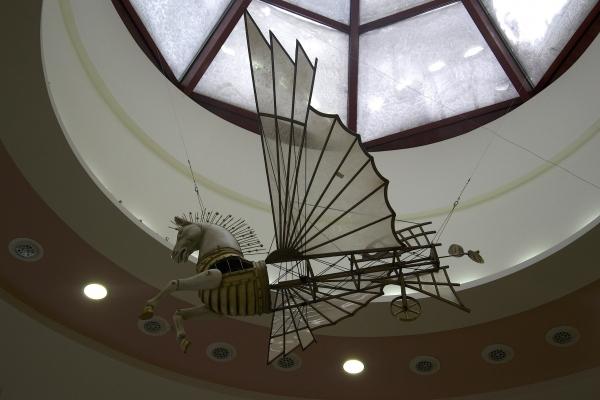 СТИМ-ПАНК ПЕГАС (Фото 15)