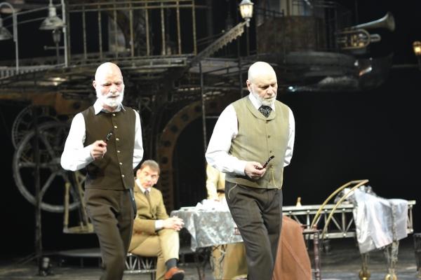 спектакль Шерлок Холмс , театр  Балтийский Дом ,СПБ