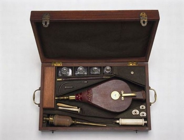 еще о врачебной теме 19го столетия. Хирургия. (Фото 14)