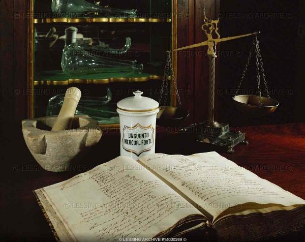 Фармацевтика позапрошлого столетия (Фото 31)