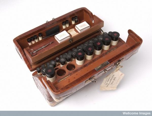 еще о врачебной теме 19го столетия. Хирургия. (Фото 20)
