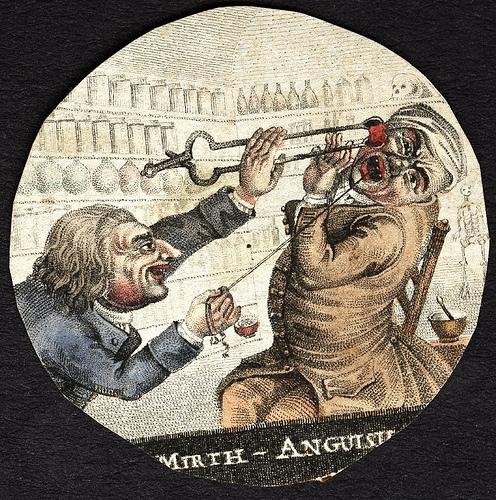 еще о врачебной теме 19го столетия. Хирургия.