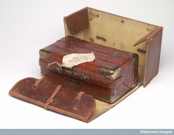 еще о врачебной теме 19го столетия. Хирургия. (Фото 19)