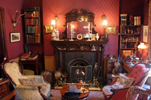 Музей Шерлока Холмса (Лондон) (Фото 2)