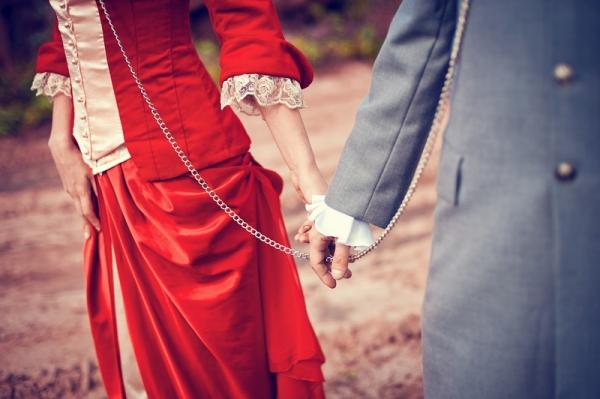 Свадьба в стиле стимпанк! Трафик. (Фото 52)