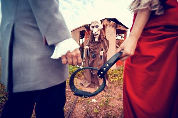 Свадьба в стиле стимпанк! Трафик. (Фото 44)