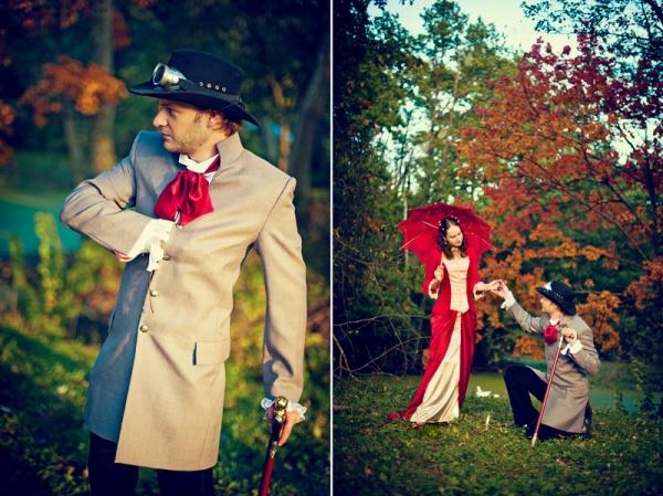 Свадьба в стиле стимпанк! Трафик. (Фото 3)