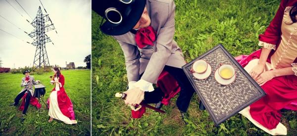 Свадьба в стиле стимпанк! Трафик. (Фото 9)