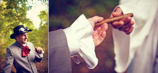 Свадьба в стиле стимпанк! Трафик. (Фото 36)