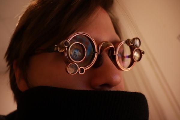 Очки с диоптриями для постоянного ношения.