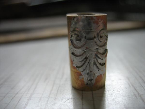 Винтажная флешка. Ч.2 Боковые элементы. (Фото 20)