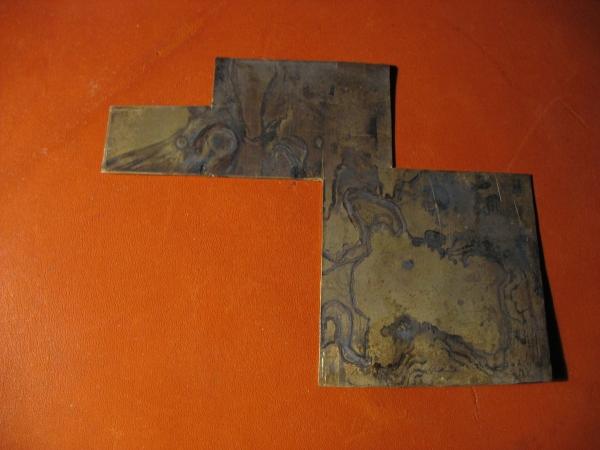 Винтажная флешка. Ч.2 Боковые элементы. (Фото 3)
