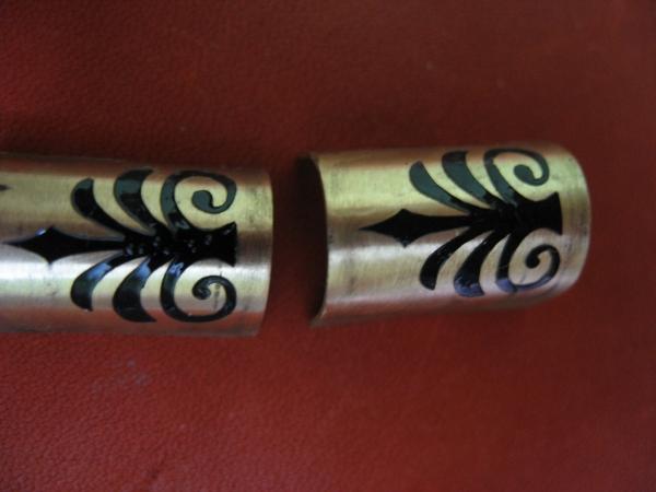 Винтажная флешка. Ч.2 Боковые элементы. (Фото 15)