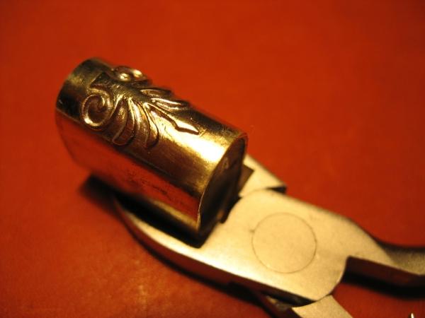Винтажная флешка. Ч.2 Боковые элементы. (Фото 21)