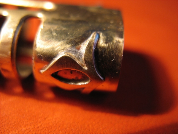 Винтажная флешка. Ч.4 Боковые элементы дубль два (Фото 14)