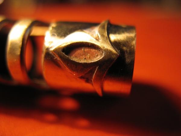 Винтажная флешка. Ч.4 Боковые элементы дубль два (Фото 15)