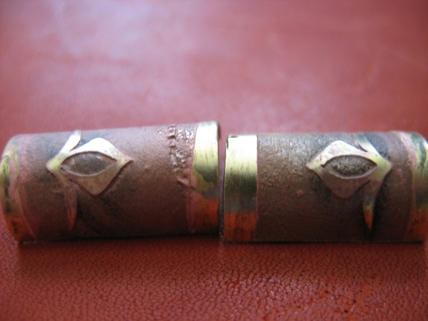 Винтажная флешка. Ч.4 Боковые элементы дубль два (Фото 7)