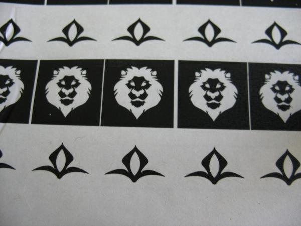 Винтажная флешка. Ч.4 Боковые элементы дубль два (Фото 3)