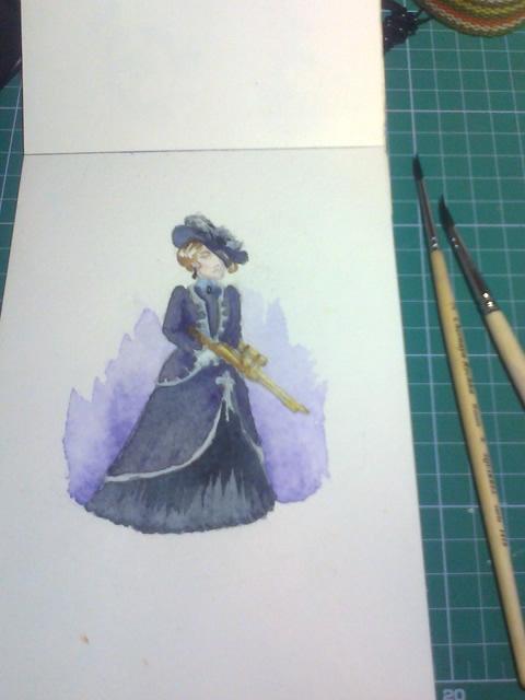Елизавета Печальная, Русская Империя (Фото 6)