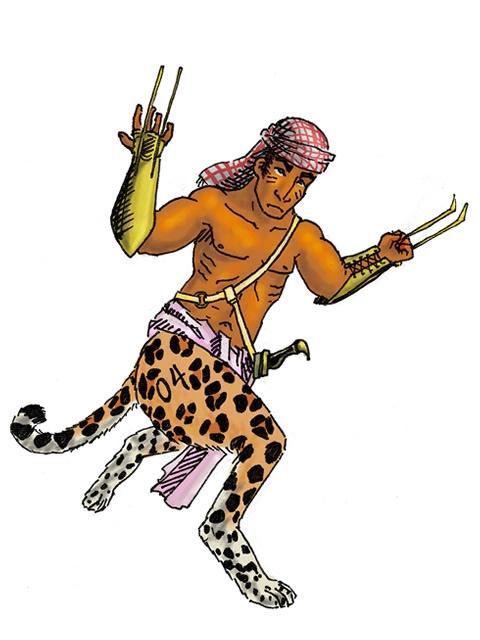 Сын Леопардов, Азиатский альянс (Фото 6)