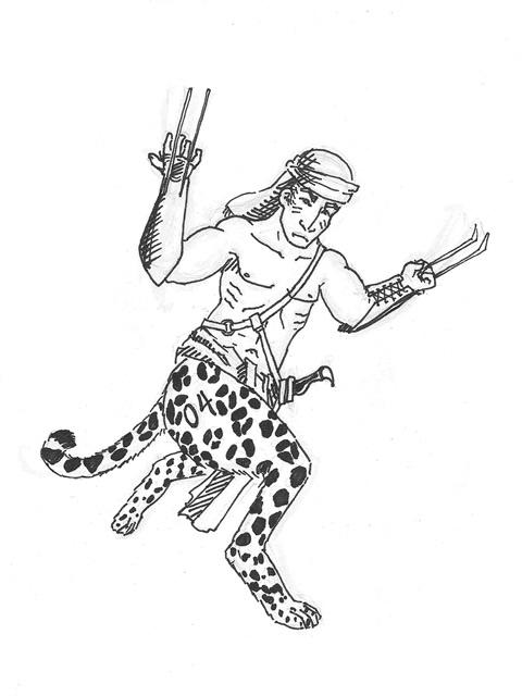 Сын Леопардов, Азиатский альянс (Фото 4)