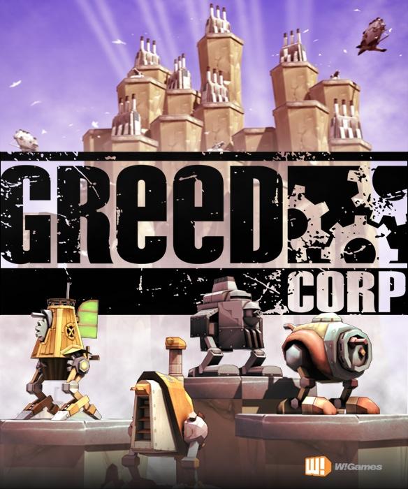 Дождались!!! Greed Corp - встречайте с пылу-жару!!!