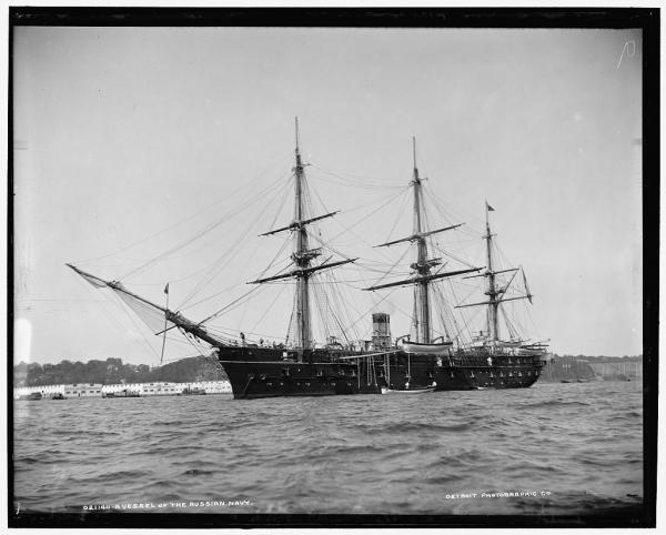 Русский флот - фото 1893г. (Фото 2)