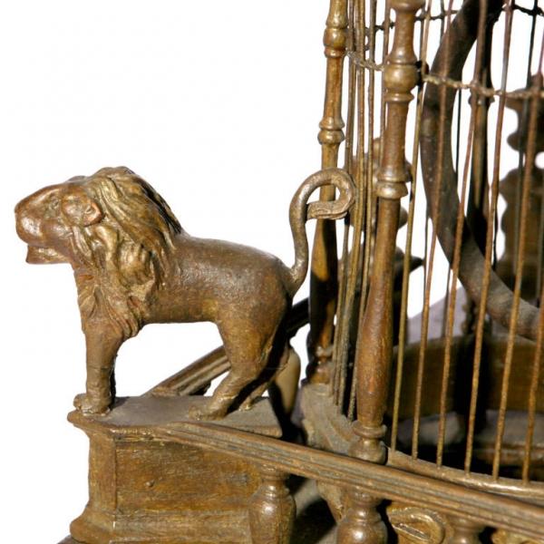 Викторианский особняк для попугайчиков (Фото 6)