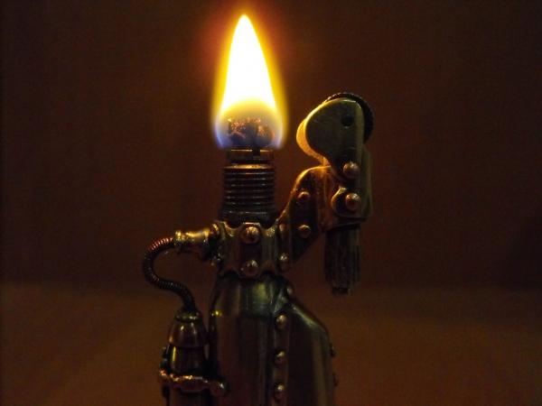 Обжигалка ко©мическая ракета (Фото 17)