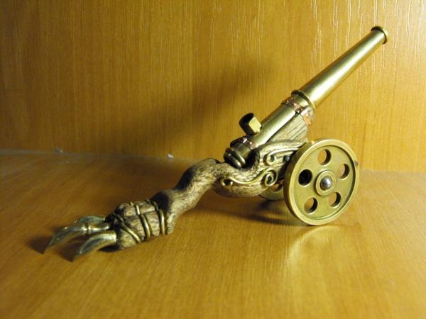 Пушка Агата. (Фото 22)